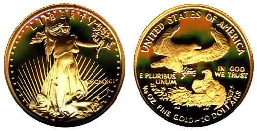 1991 Gold Eagle