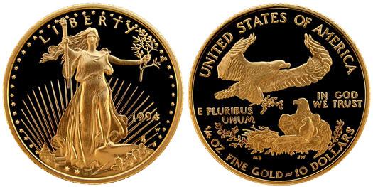 1994 Gold Eagle