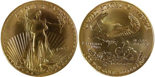 1998 Gold Eagle