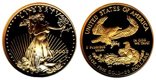2003 Gold Eagle