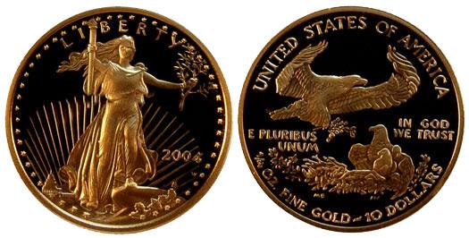 2004 Gold Eagle
