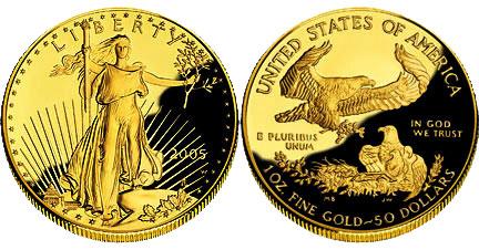 2005 Gold Eagle