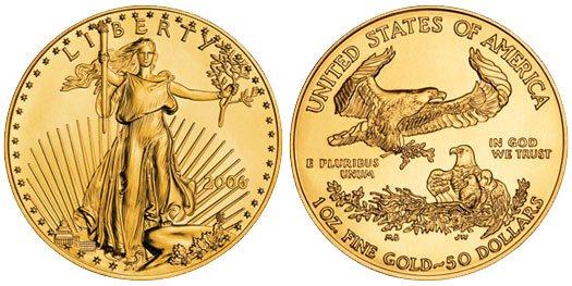 2006 Gold Eagle