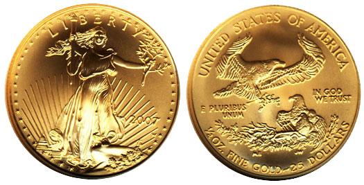 2007 Gold Eagle
