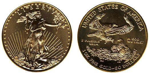 2009 Gold Eagle